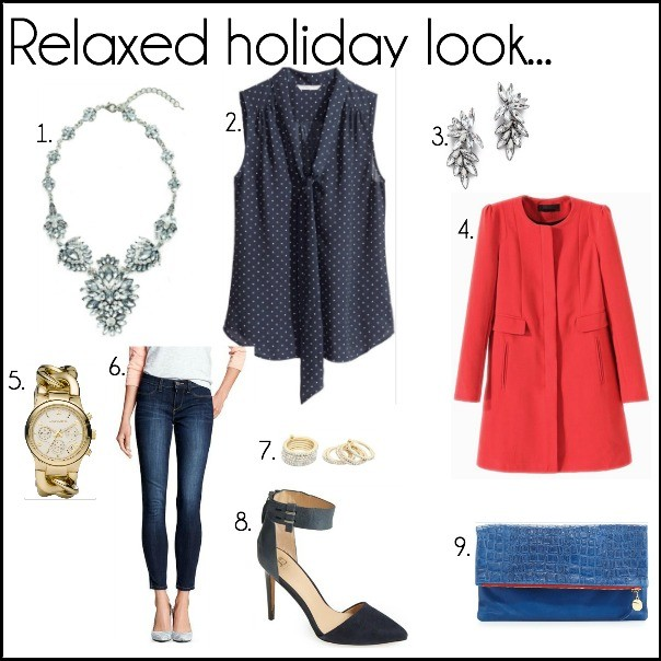 Relaxed holiday look from Pretty In Her Pearls