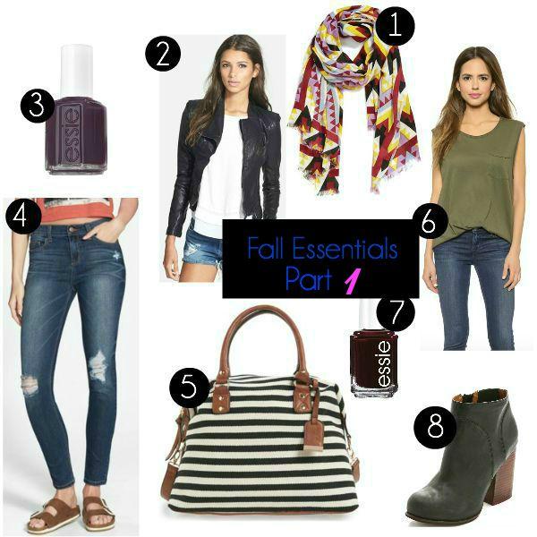 Fall Essentials Part 1