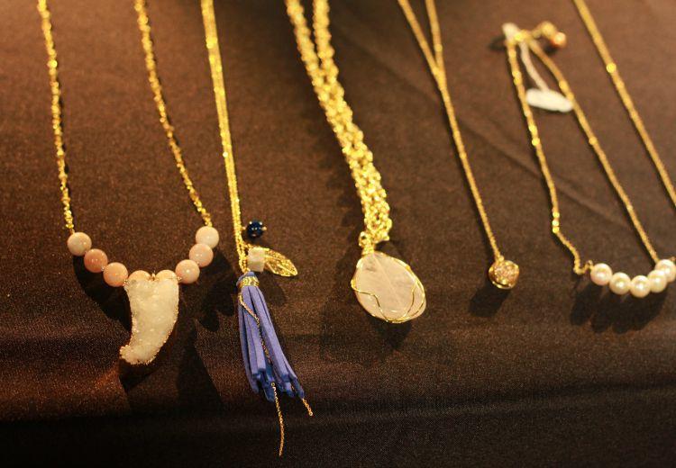 Brenda Grands necklaces