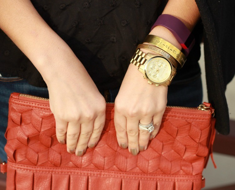 Fall arm candy
