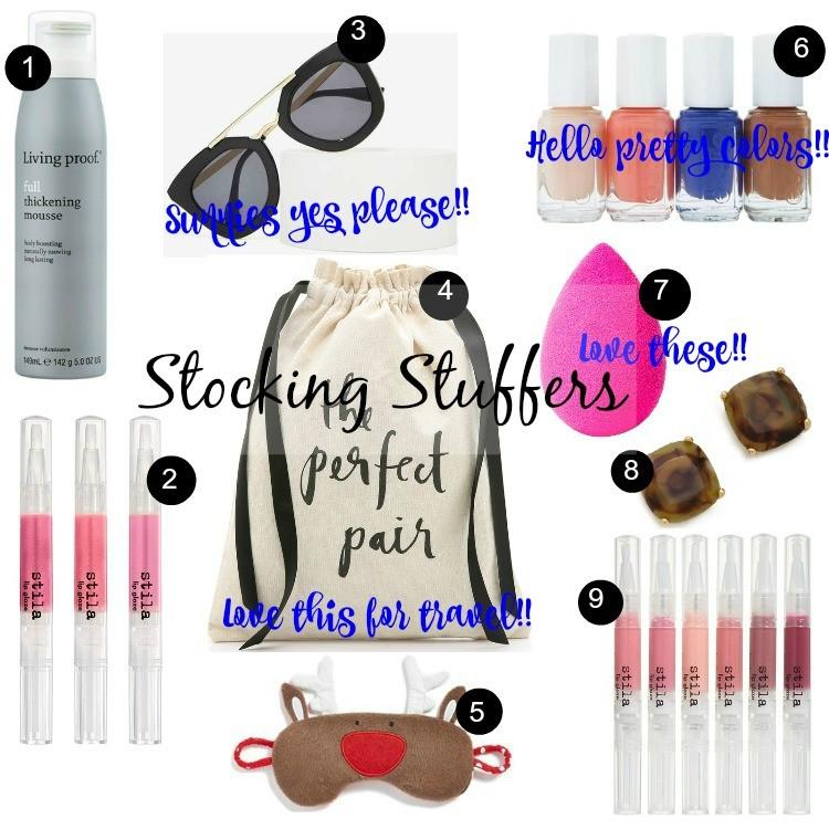 20 Stocking Stuffer Gift Ideas