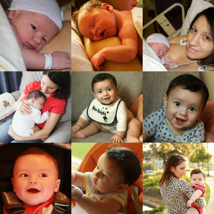 The year that began with Baby Manny