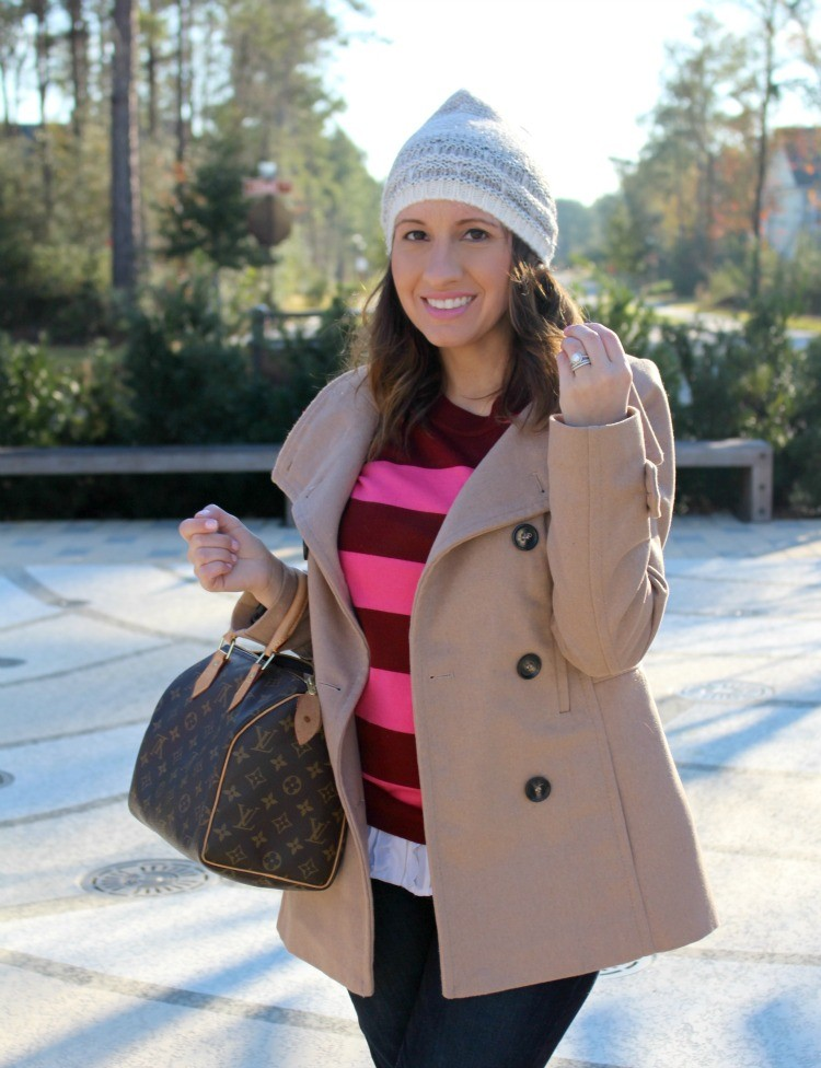 Cute winter date outfit