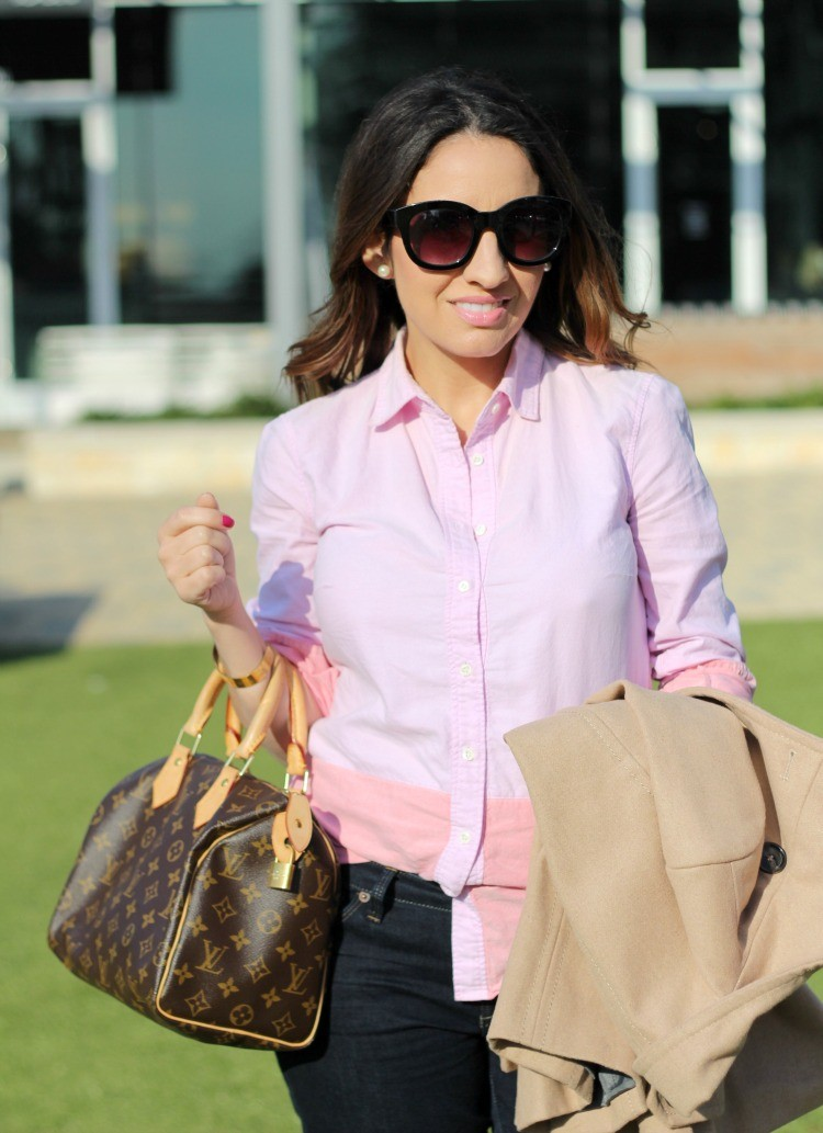 Classic Preppy Outfit