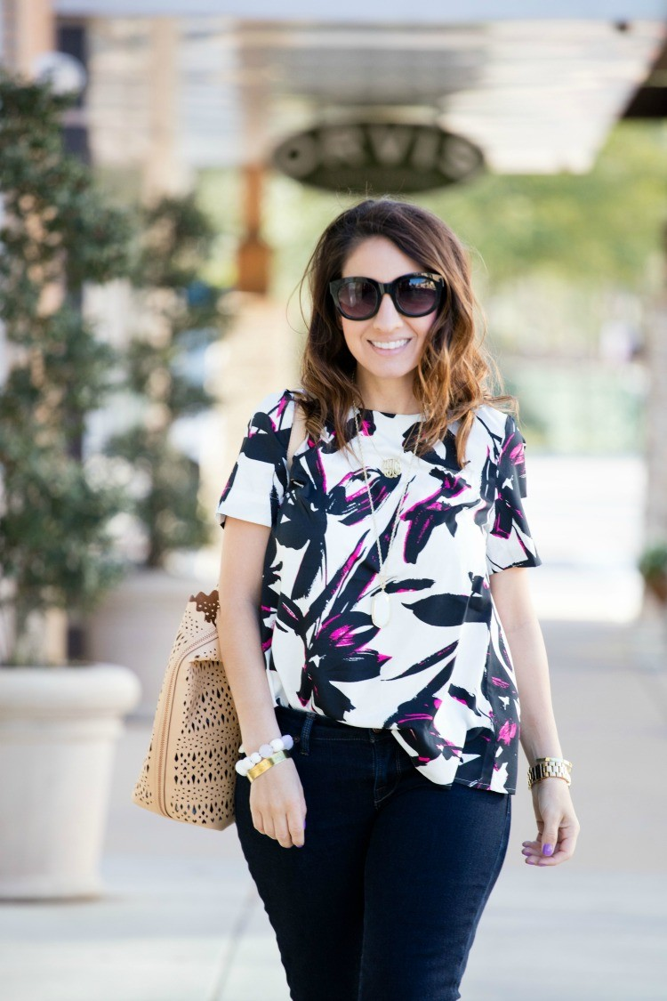 Favorite spring and summer top