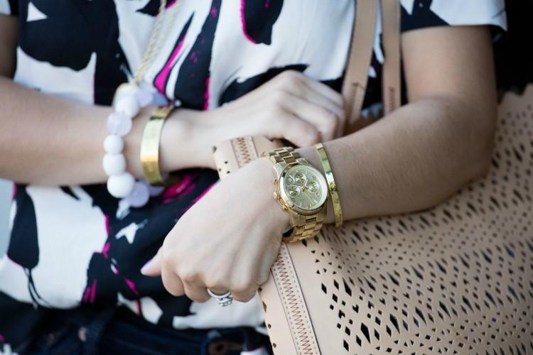 Girl Boss Gold Bracelet