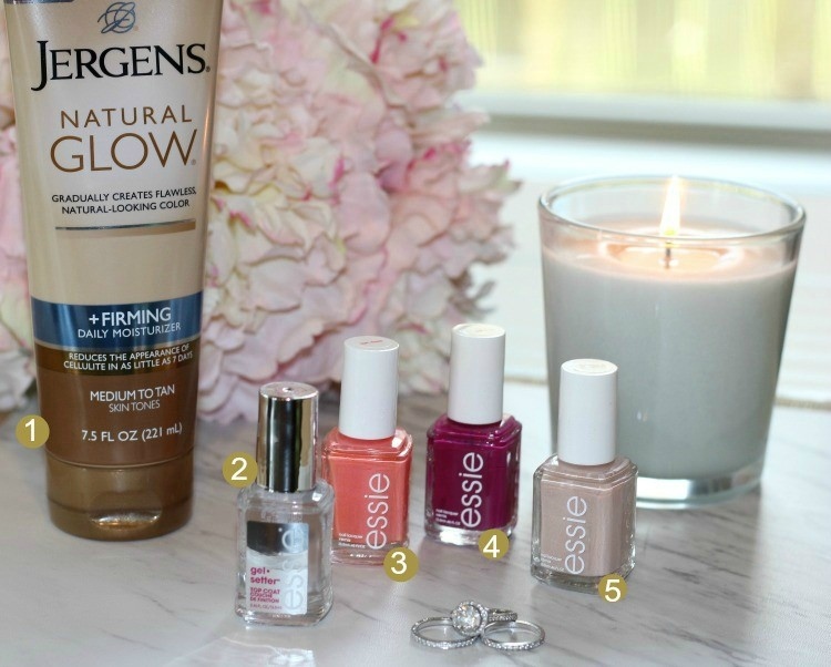 New Essie and Jergens products I can't wait to try