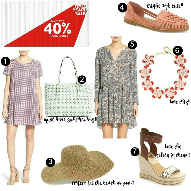 Nordstrom Half Yearly Sale Summer Favorites