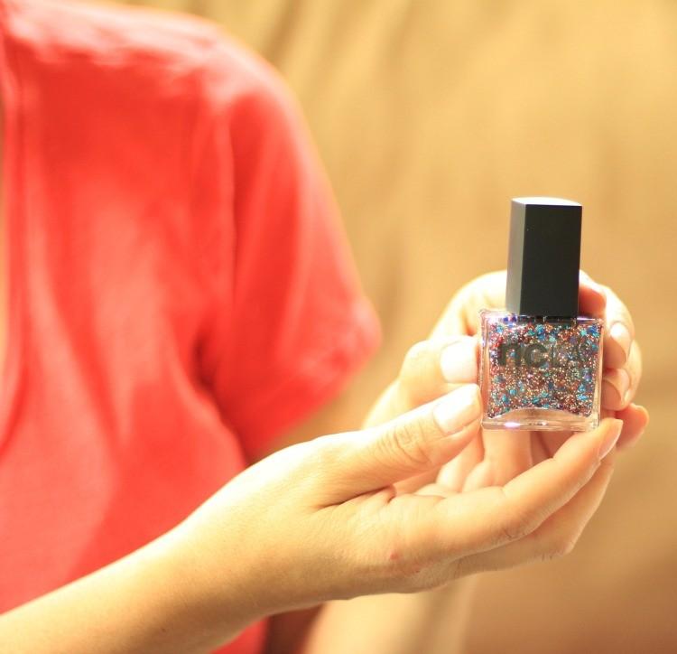 Pretty NCLA nail polish alert + Perfect for the fourth