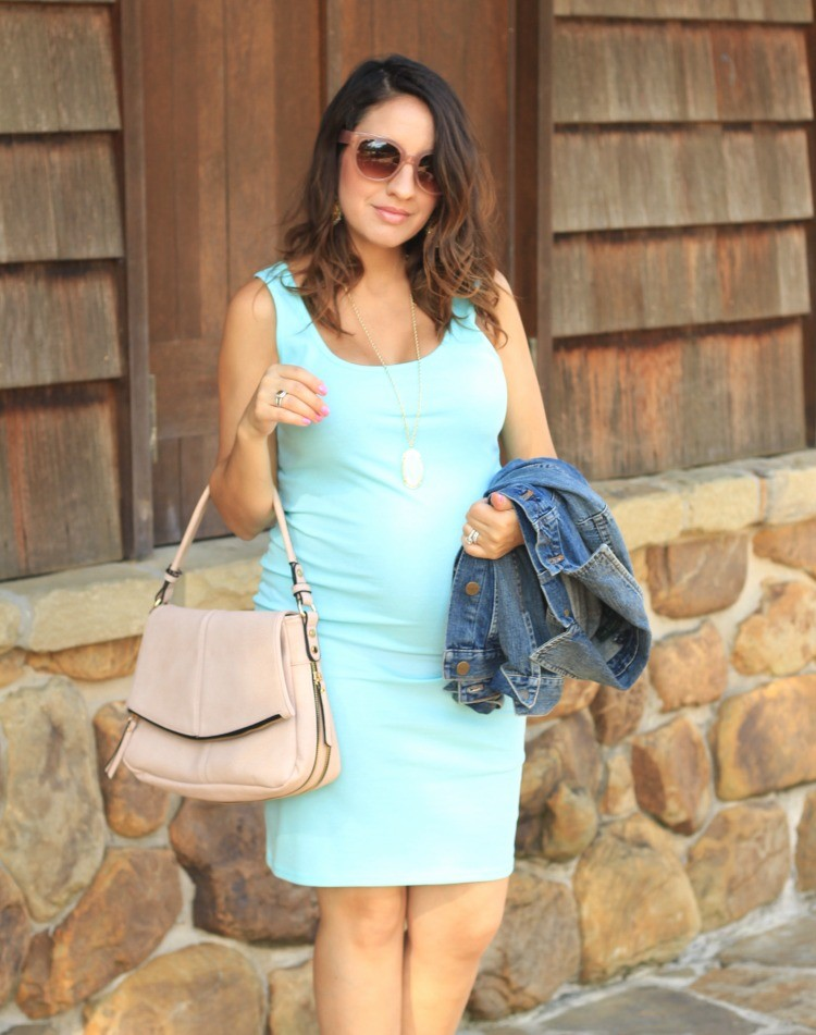 Dressing your bump in NonMaternity Outfits