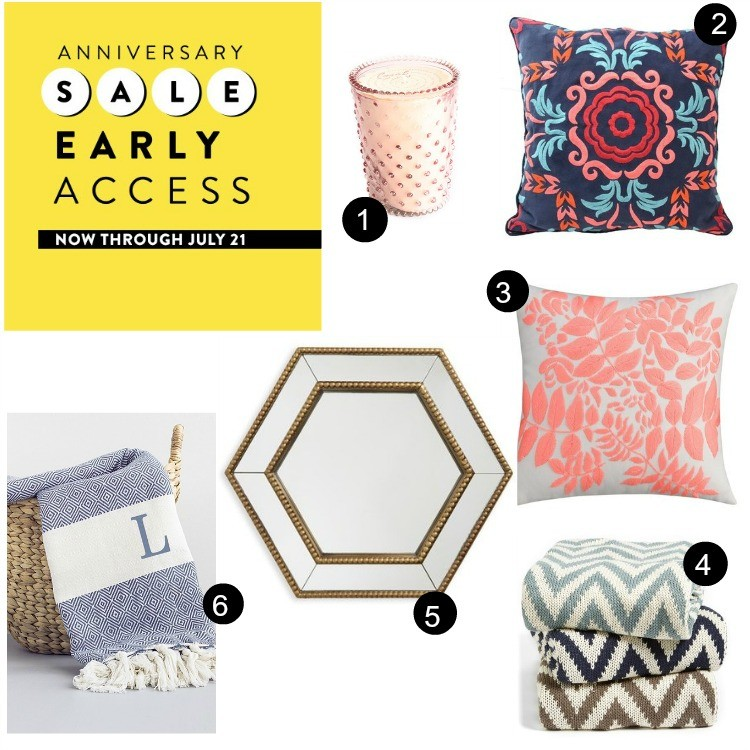 NSale Home Decor Favorites