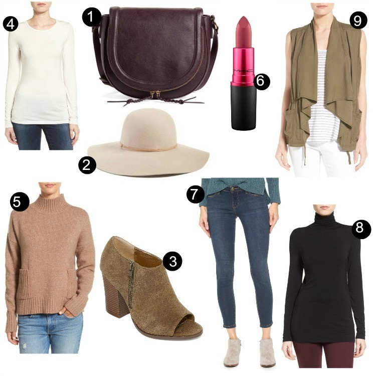 Cute Transitional Pieces for Fall Under $50