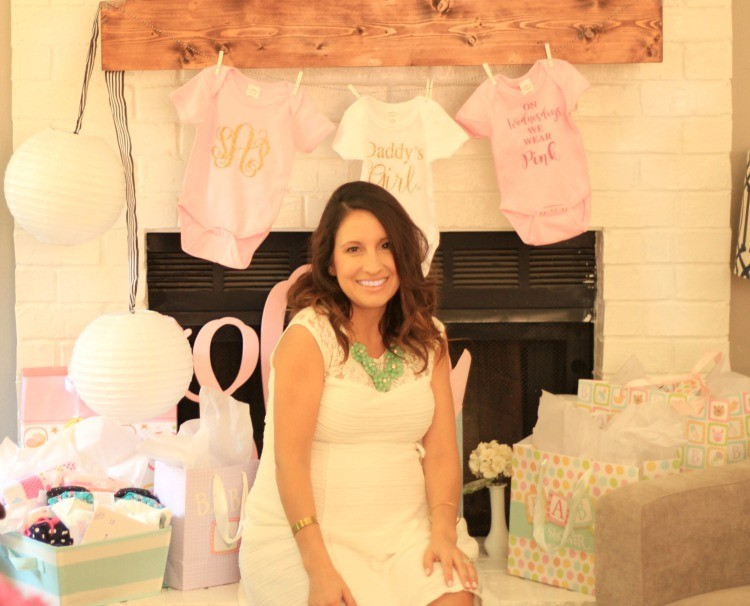 Pretty In Her Pearls Baby Shower