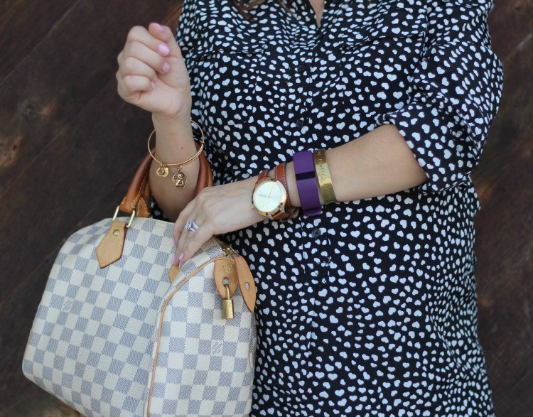 Petite fashion blog, Pretty In Her Pearls, Houston Style