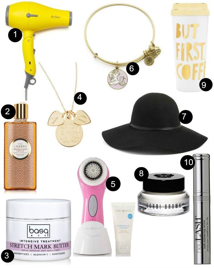 New Momma Christmas Wish list Houston Blogger Petite Blogger