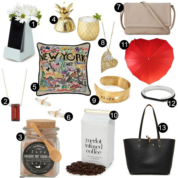 Uncommongoods Gift Guide For Your Wife, Pretty In Her Pearls
