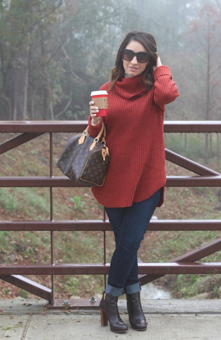 2016 Four Winter Favorites, Pretty In Her Pearls, Houston Blogger, Petite Style