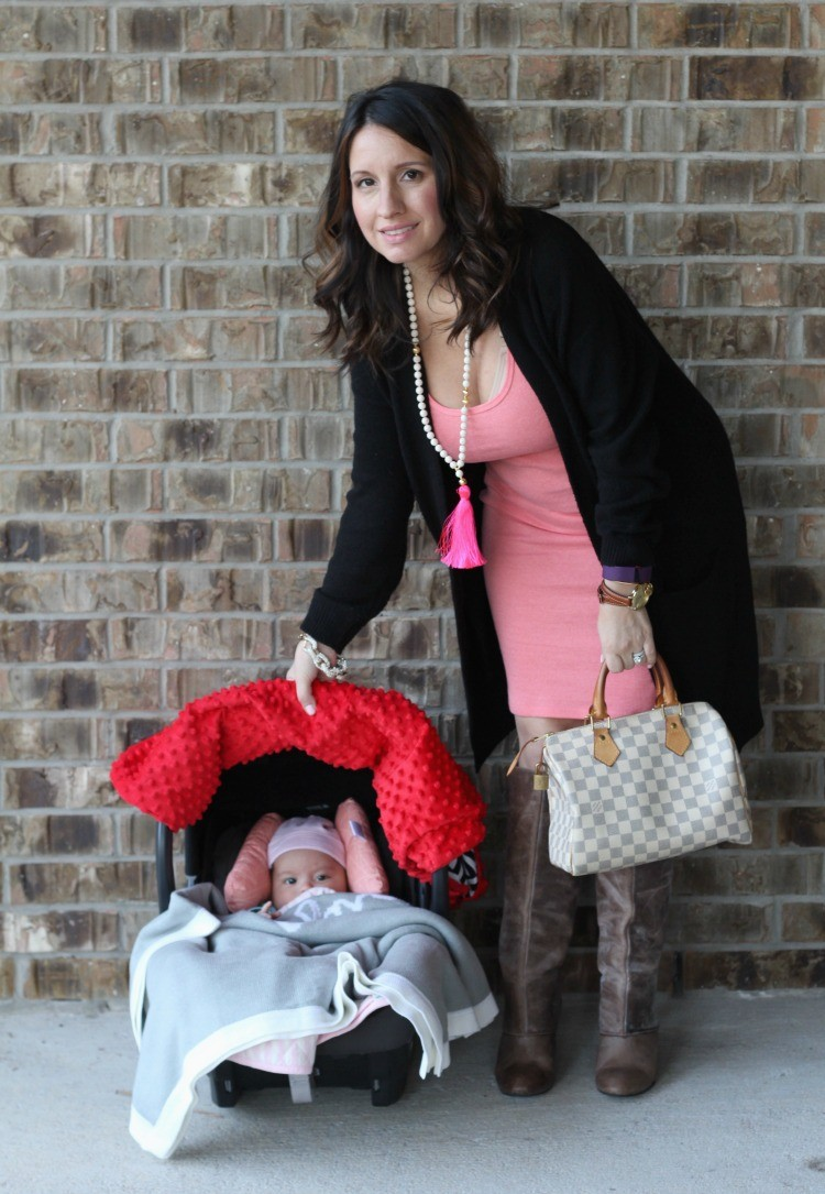 New Mommy Style + The Must Have Item For Now Babies