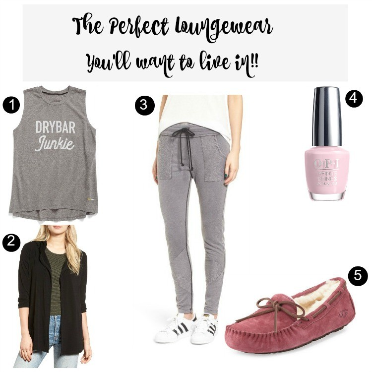 The Perfect Loungewear You'll Want To Live In, Pretty In Her Pearls