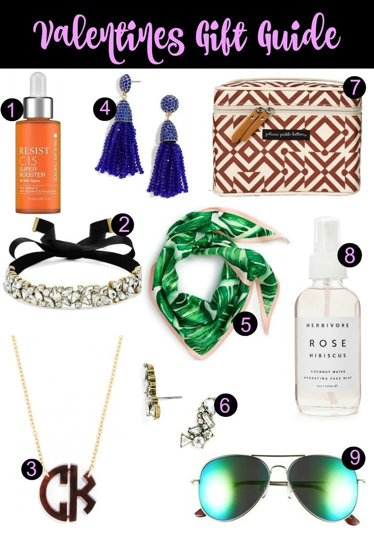 Valentines Gifts For Her Under $50 | Pretty In Her Pearls