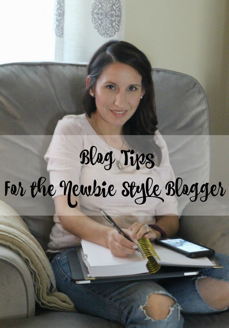 Blog Tips For the Newbie Blogger, Pretty In Her Pearls