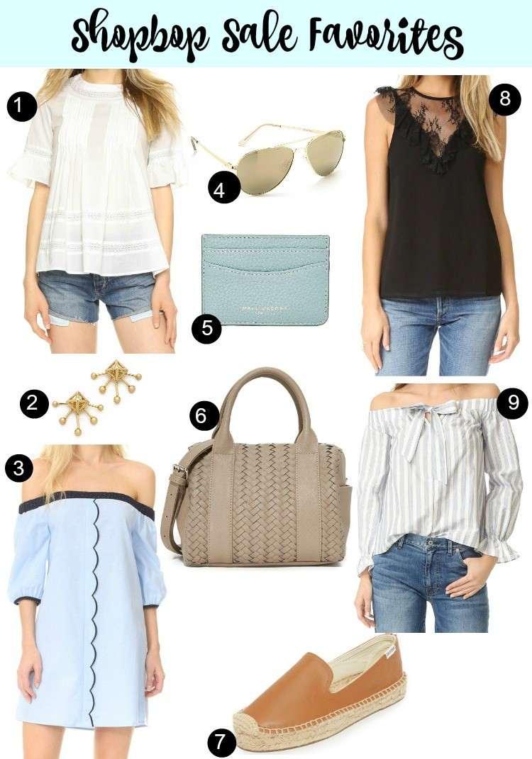 ShopBop Sale Favorites 2017, Pretty In Her Pearls