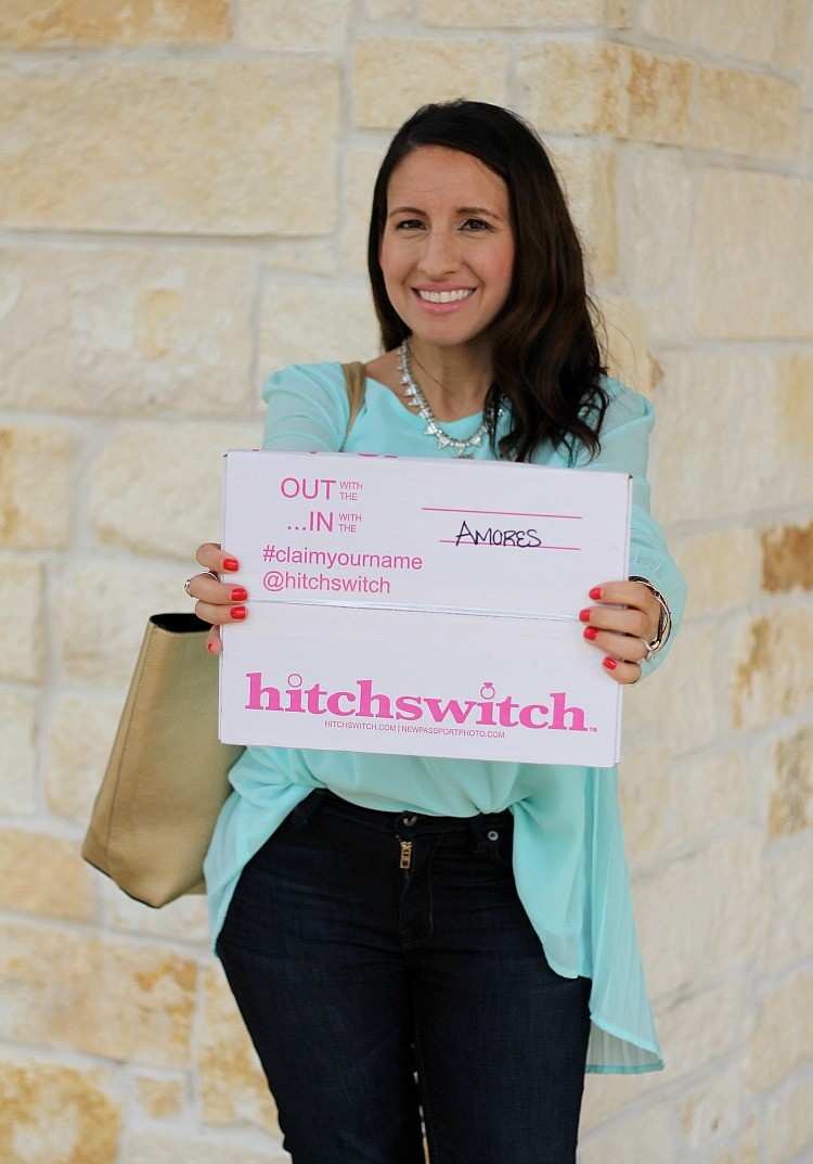 Changing my name with Hitch Switch, Pretty In Her Pearls, Style Blogger, Petite Blogger, #hitchswitch #claimyourname