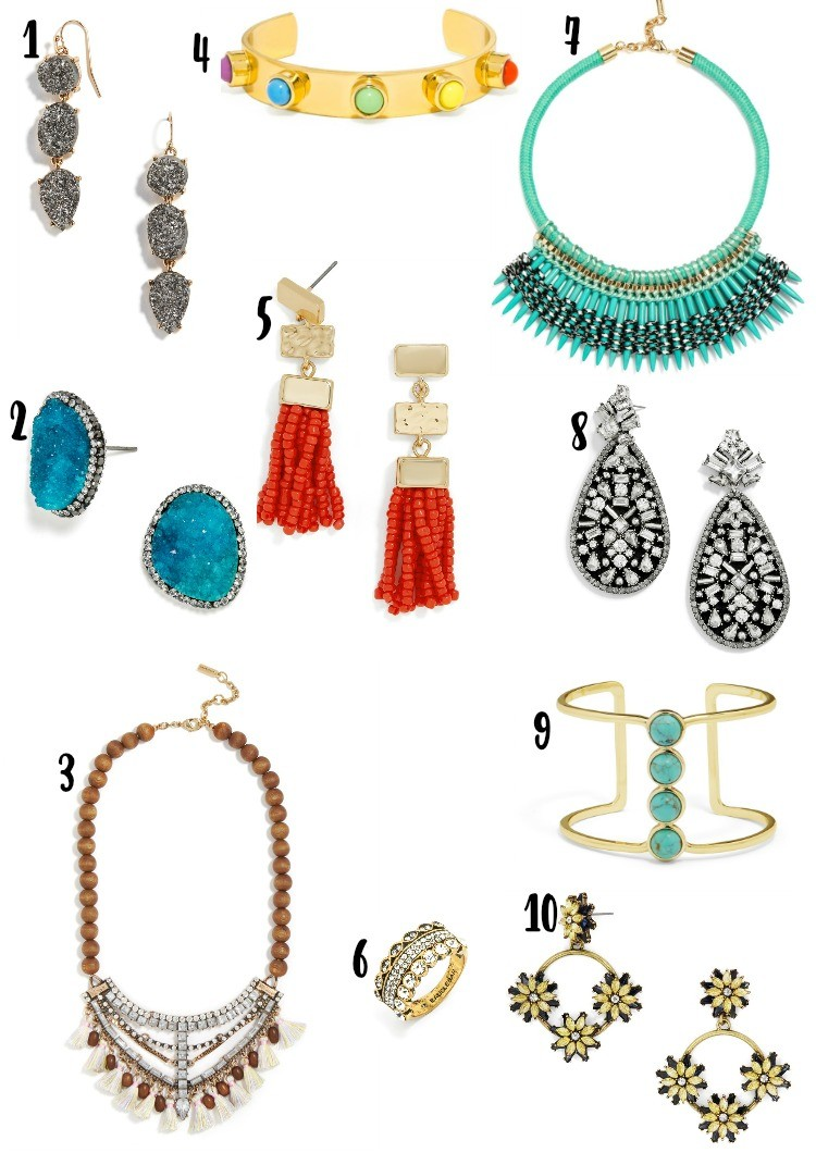 Bauble Bar Favorites | Pretty In Her Pearls | Houston Blogger
