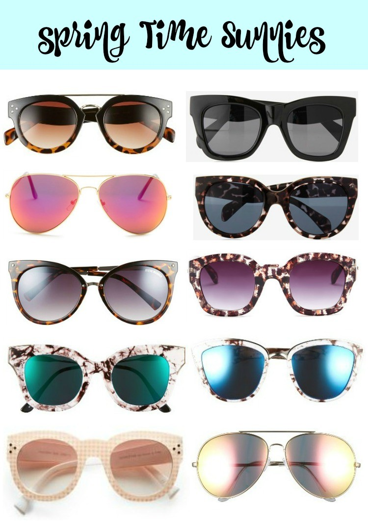 Spring Time Sunnies | Pretty In Her Pearls | Houston Fashion Blogger | My Favorite Spring Sunnies-2