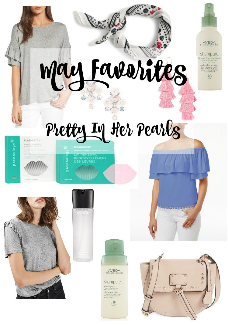 May Favorites, Pretty In Her Pearls, Houston Blogger