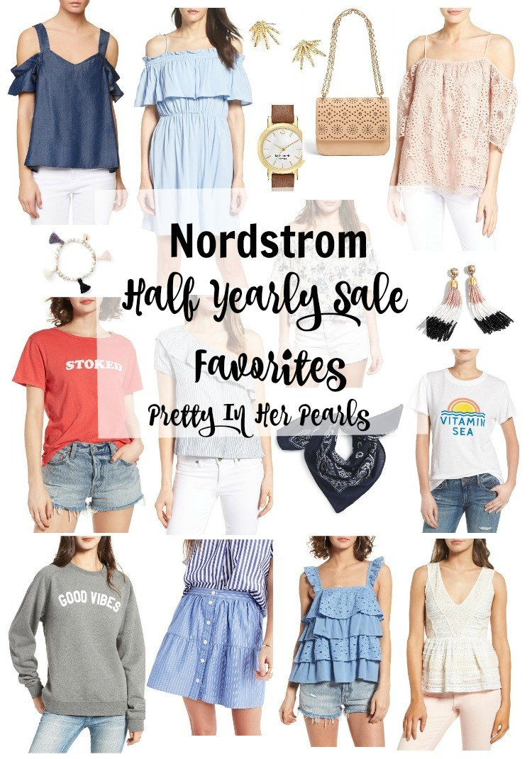 Nordstrom Half Yearly Sale Favorites, Pretty In Her Pearls, Houston Blogger