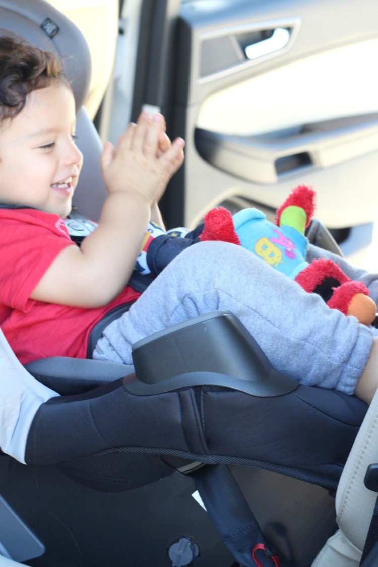 Meeting at the park + Evenflo Stratos Carseat Review, Pretty In Her Pearls, Carseat Review