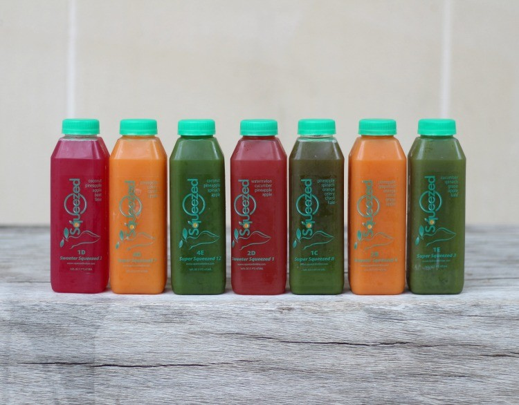Squeezed Online Cold Pressed Juice Review Pretty In Her