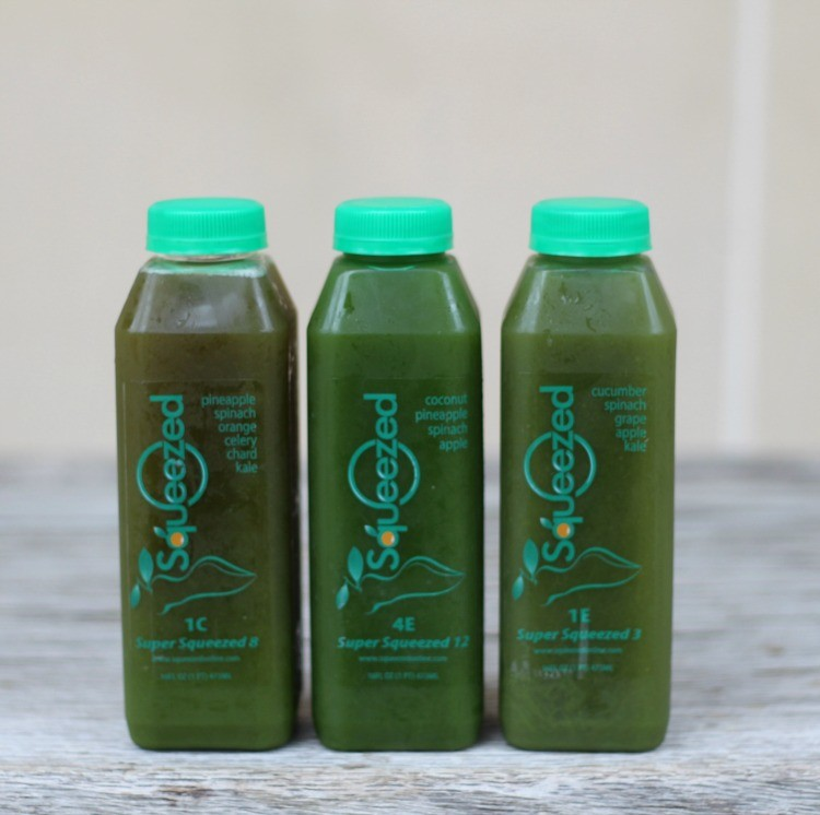 Squeezed Online Cold Pressed Juice Review - Pretty In Her ...