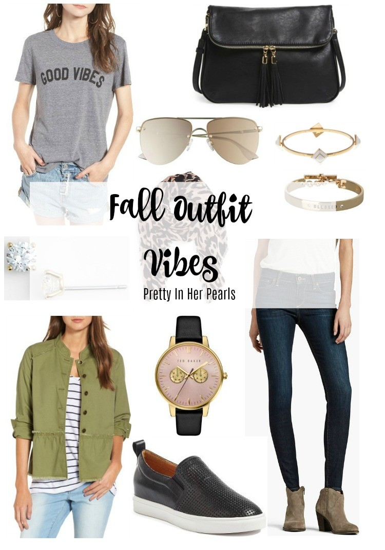 Fall Outfit Vibes, Fall Fashion, Pretty In Her Pearls, Houston Blogger