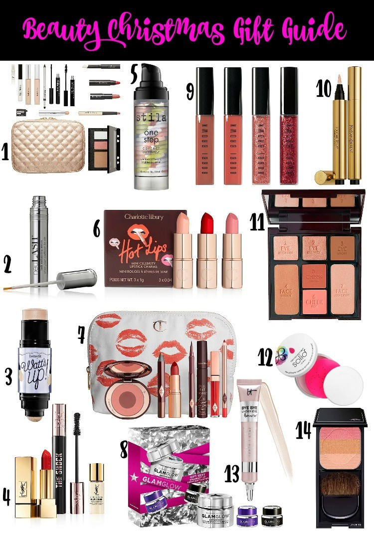 Beauty Christmas Gift Guide