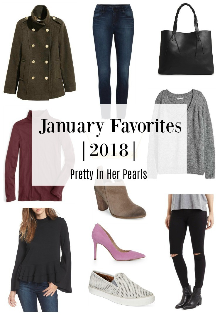 January Favorites 2018, Pretty In Her Pearls, Houston Blogger, Mom Blogger, Fashion, Favorites