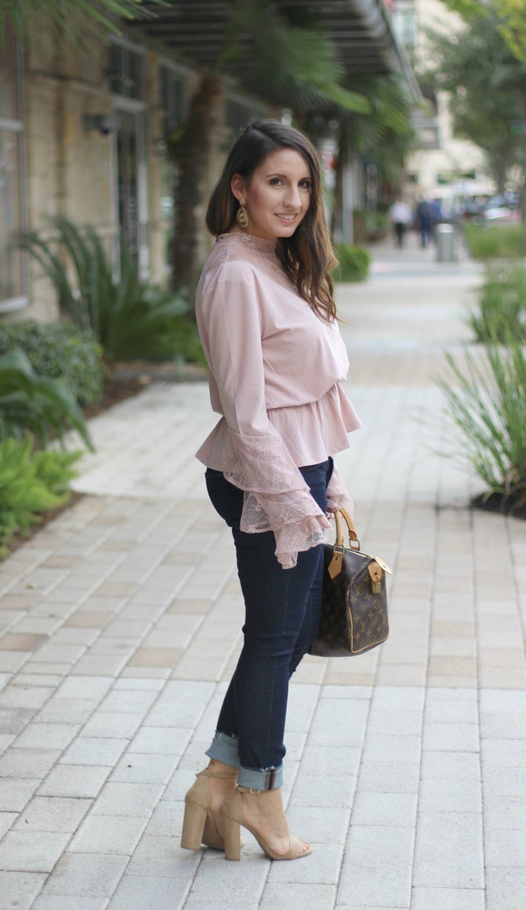 Five Valentine's Day Outfits, Five Outfits, Pretty In Her Pearls, Houston Blogger, Valentines, Petite Blogger