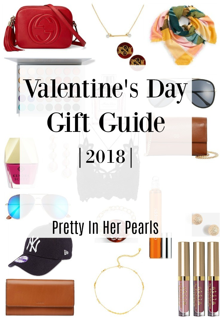Valentine's Day Gift Guide, Valentine's Day, Gift Guide, Pretty In Her Pearls
