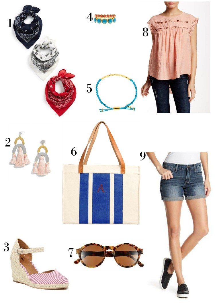 Casual Spring Outfit, Pretty In Her Pearls, Petite Blogger, Petite Style, Nordstromrack,