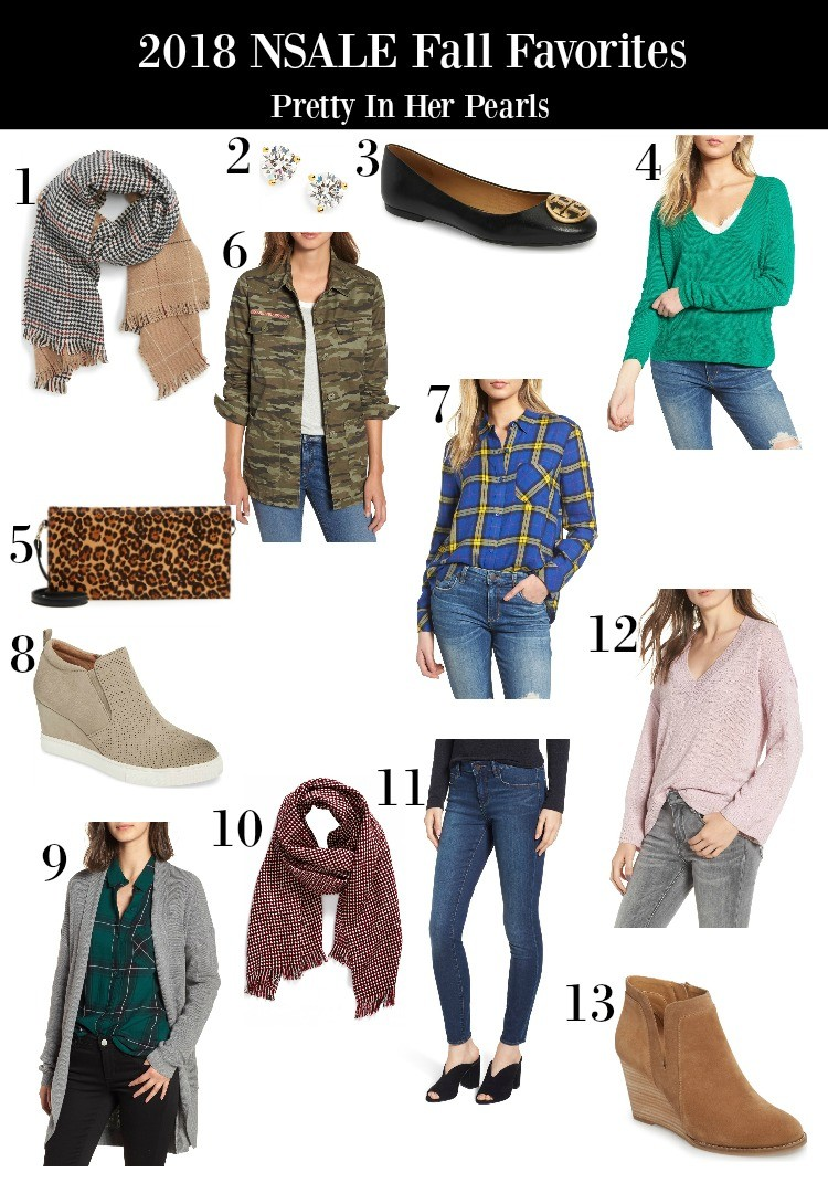 2018 NSale Fall Favorites