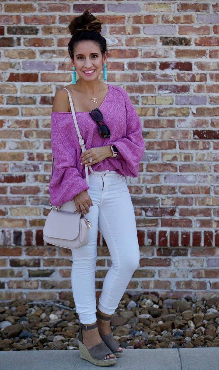 Cute casual Brunch outfit