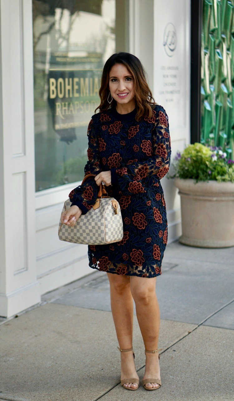 Ali & Jay floral dress