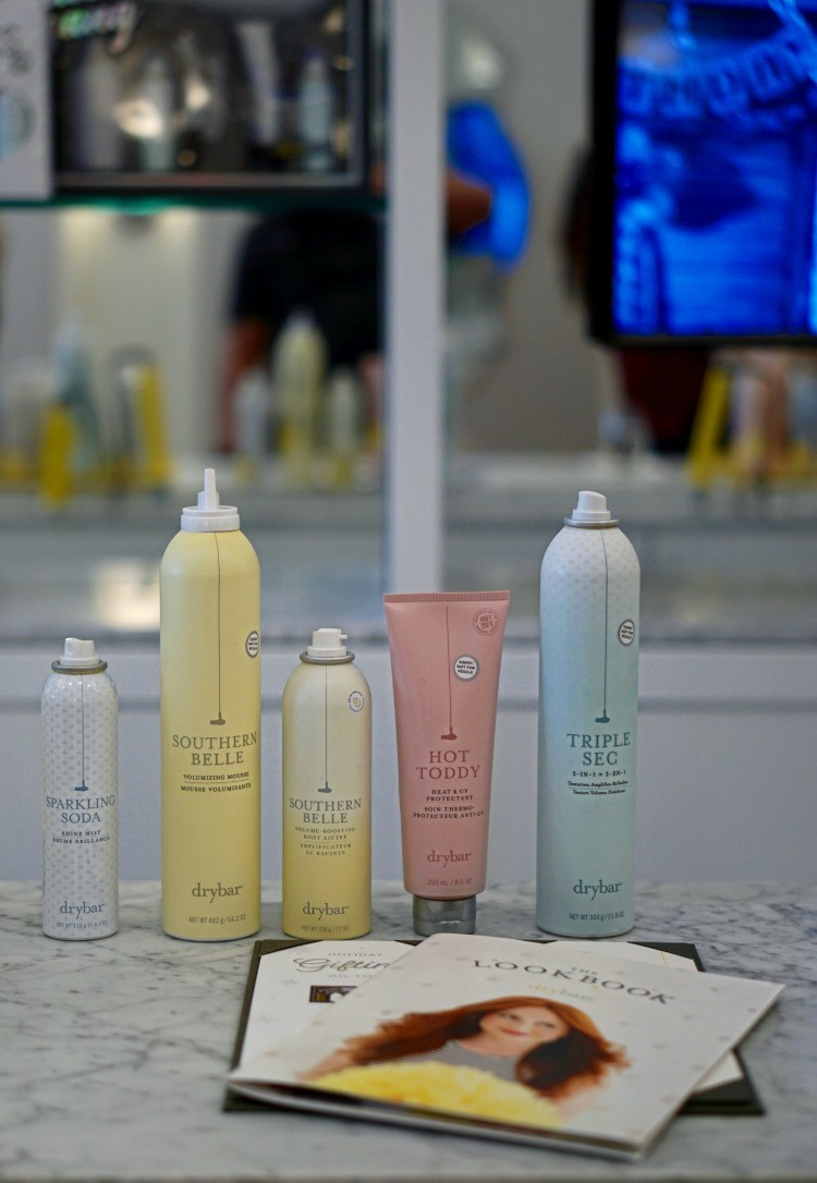Favorite DryBar Products