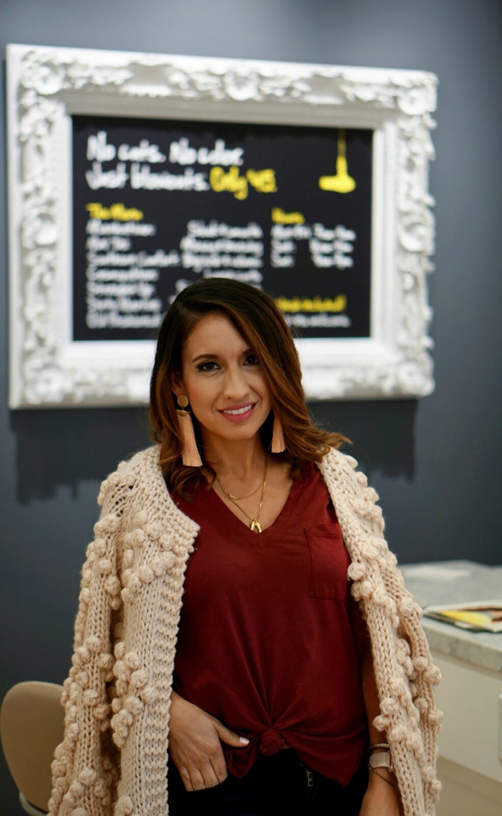 My Day at the DryBar and why I love it my hair