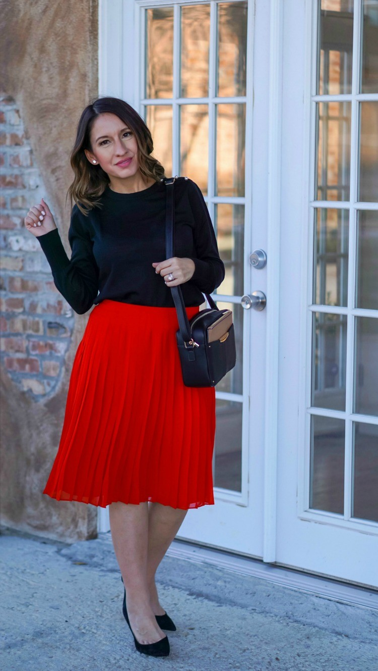 The red skirt you need