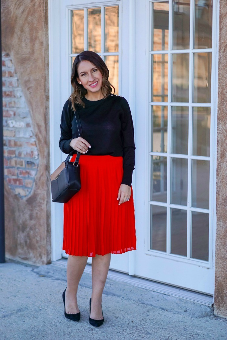 Workwear outfit with Ann Taylor