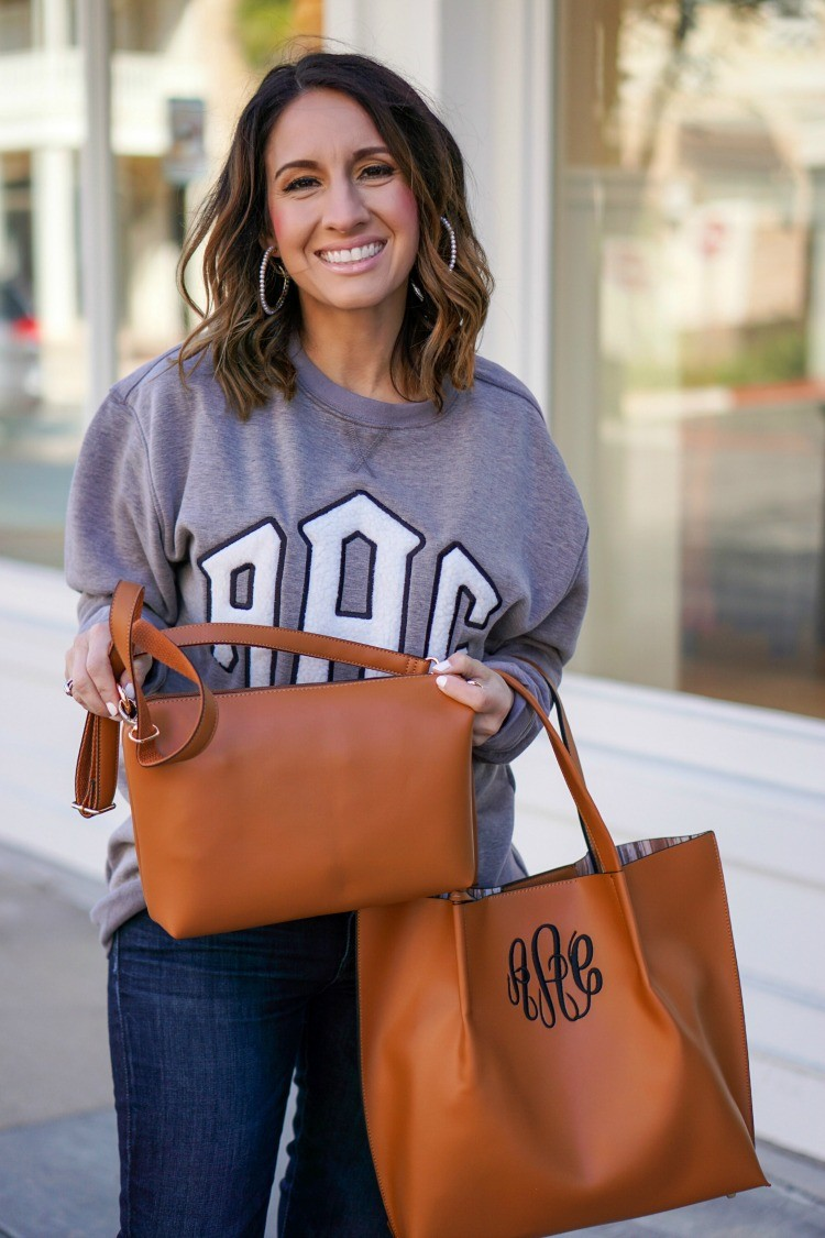 The Perfect Marley Lilly Tote and Crossbody combo