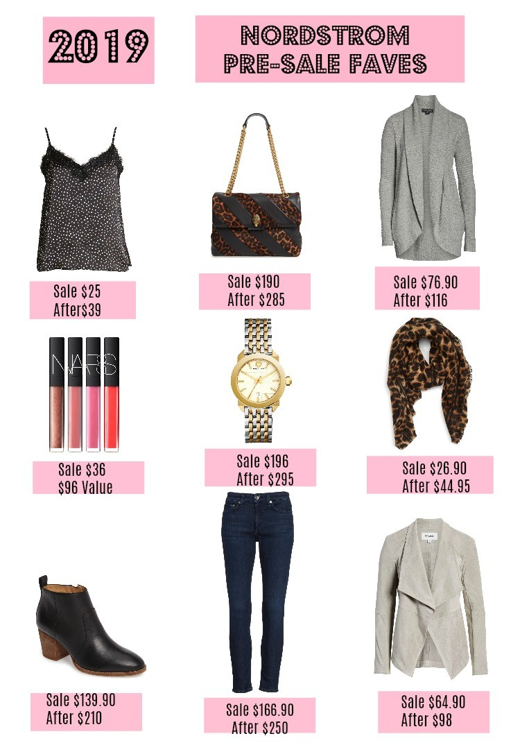 Nordstrom Anniversary PreSale Faves