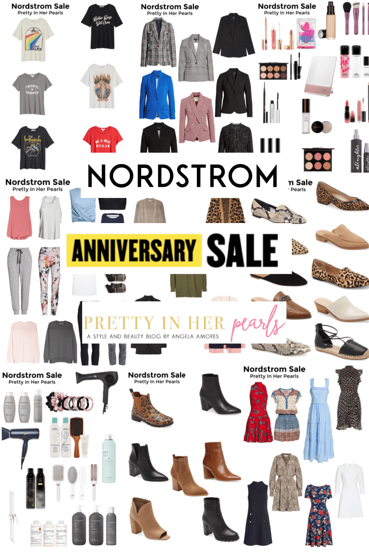 Nordstrom Anniversary Sale Round Up By Pretty In Her Pearls
